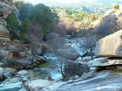 Gran Cañada-Cordel la Pedriza; la pinilla estacion sierra cameros parques en murcia informacion sob